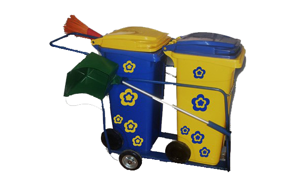 oner container - Garbage Collection