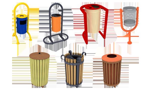 oner container - Outdoor Bins